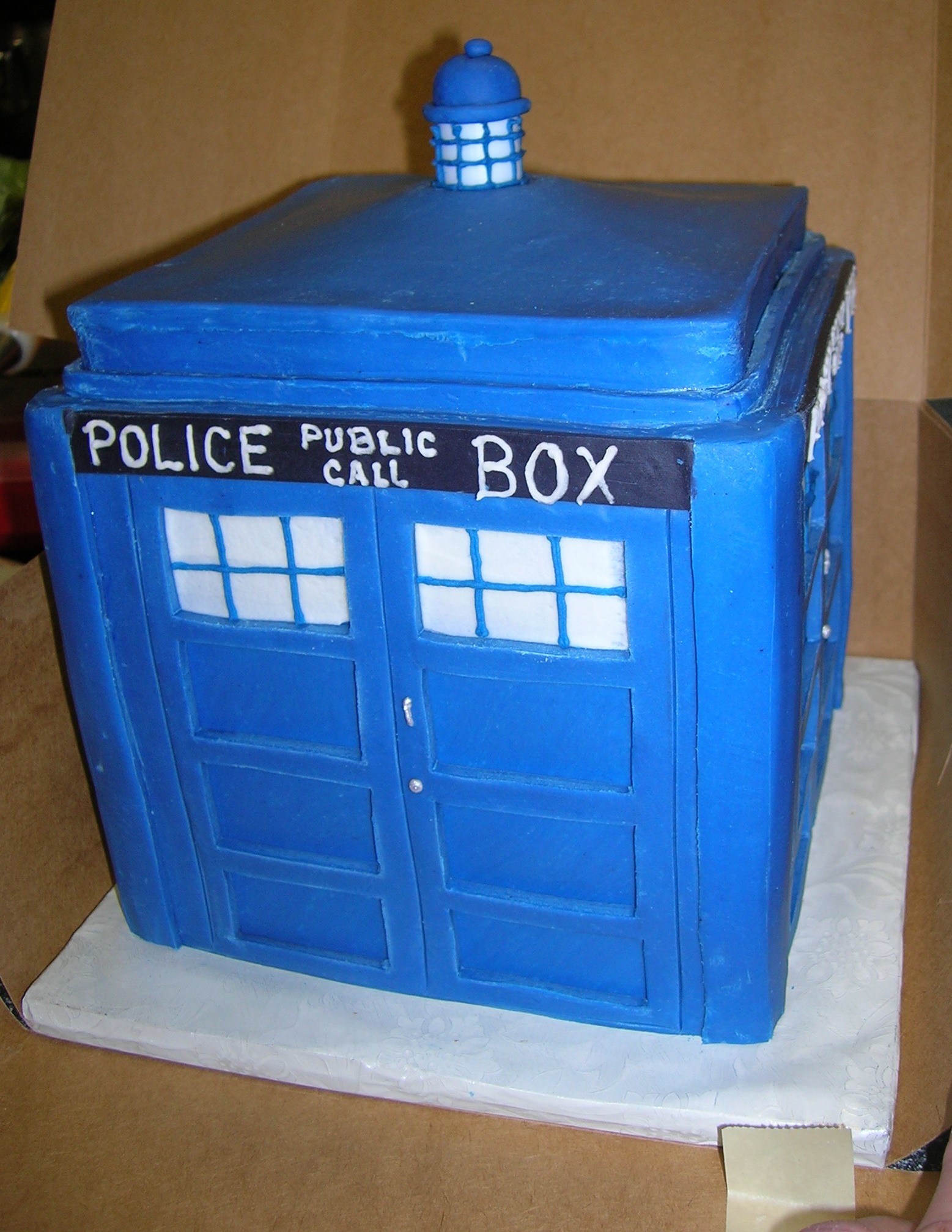 Grooms Cake 09